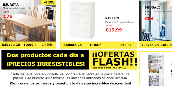 Ikea Sevilla Jerez Black Friday 2017