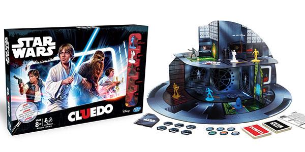 Chollazo Juego De Mesa Cluedo Star Wars Por Solo 8 79 61 Dto