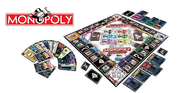 Juego de mesa Monopoly Millonario barato