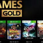 Juegos GRATIS con Gold diciembre 2017
