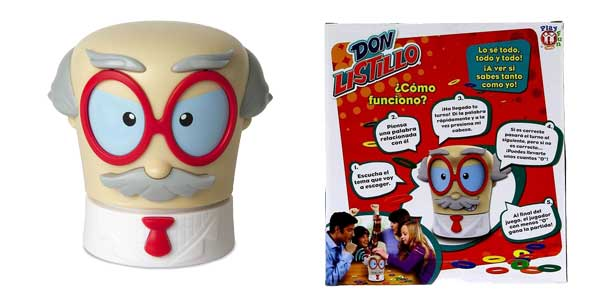 Juego Don Listillo 95236 de IMC Toys chollazo en Amazon