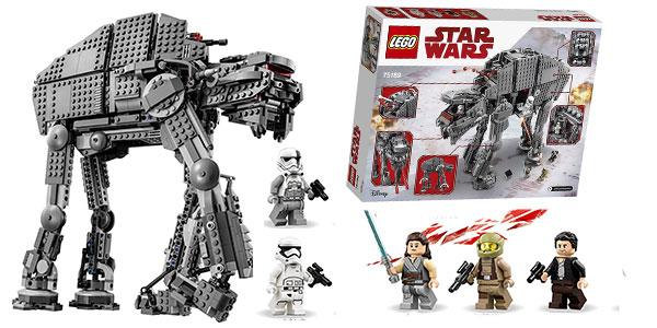 Kit LEGO Star Wars - First Order Heavy Assault Walker al mejor precio