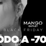 Black Friday en Mango outlet