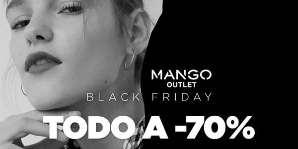 Black Friday en Mango outlet