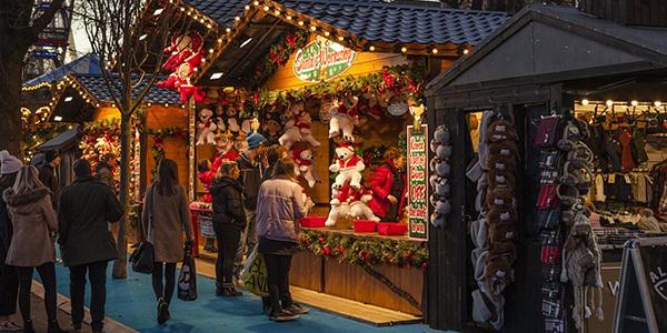 mercados de Navidad en Europa invierno viajes low cost