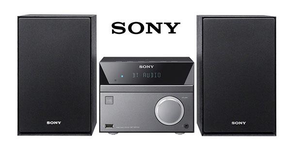 Microcadena Sony CMT-SBsT40D 50W con Bluetooth al mejor precio