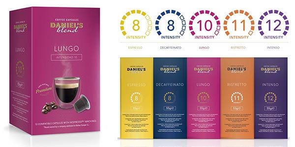 minicápsulas compatibles con Nespresso relación calidad-precio brutal