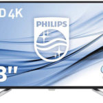 "Monitor 4K Philips BDM4350UC/00 de 43"" WLED"