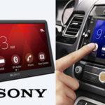 Monitor receptor multimedia Sony XAV-AX100 para coche rebajado