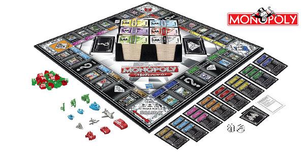 Monopoly Millonario de Hasbro al mejor precio