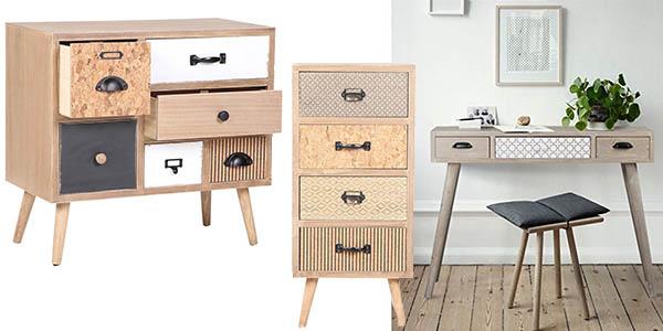 S lo hoy muebles de madera viva home con grandes for Casas de muebles en madrid