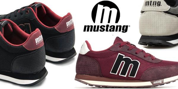 Chollo Zapatillas Mustang Funner para hombre por sólo 23 93c106760d022