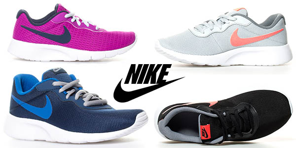 buy popular 51f4a 9608b Nike Tanjun Gs zapatillas para mujer chollo