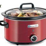 Olla de cocción lenta Crock-Pot SCV400RD de 3,5 L chollo en Amazon