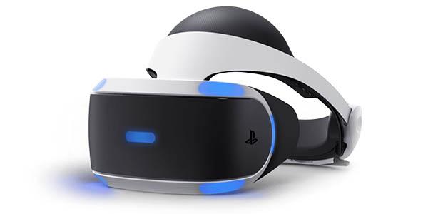 PS VR con PS Camera, VR Worlds + otro juego barata