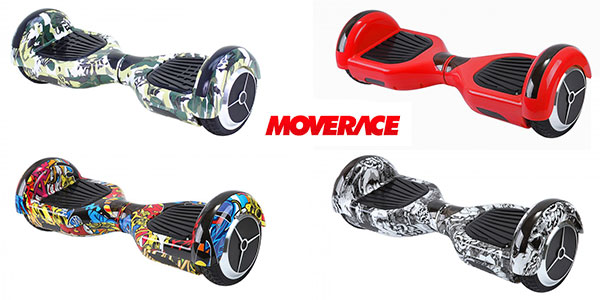 Patinete eléctrico Hoverboard Skate MR6 barato