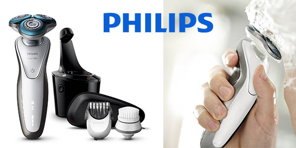 Philips S7780/64 afeitadora eléctrica con smartclean barata