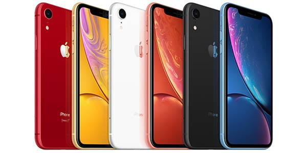 Tarjeta regalo descuento productos Apple noviembre 2019