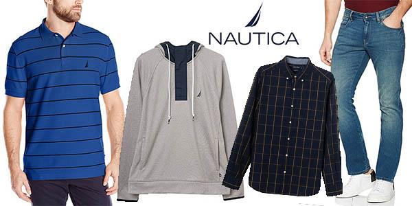 promoción Nautica para hombre Amazon noviembre 2017