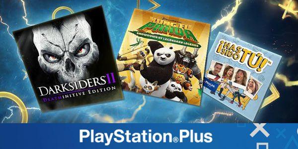 Juegos gratis PS Plus diciembre 2017
