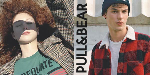 Pull & Bear código descuento PBPAYPAL1 diciembre 2017