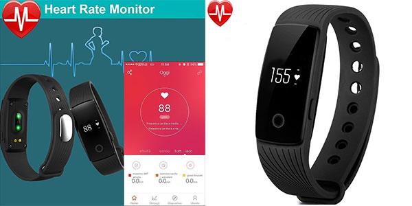 U00a1s U00d3lo Hoy  Pulsera De Actividad Willful Sw321 Con Monitor