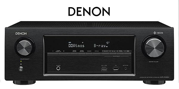 Receptor AV Denon AVR-X1400H rebajado