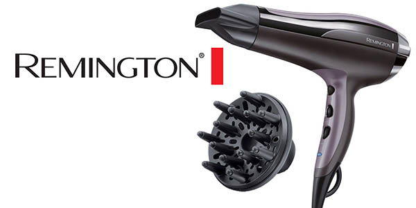 Remington D5220 secador de pelo iónico en oferta flash Amazon