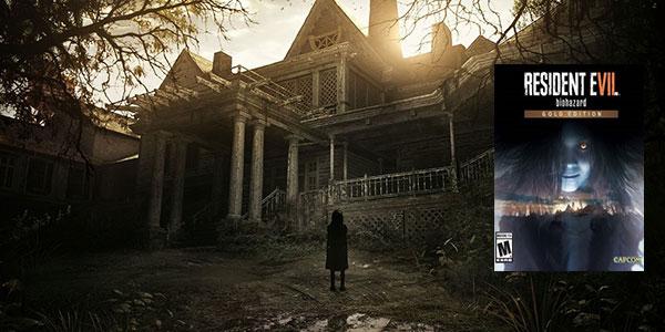 Resident Evil 7 Gold para PC Steam barato