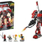 Robot del fuego LEGO Ninjago 70615 barato