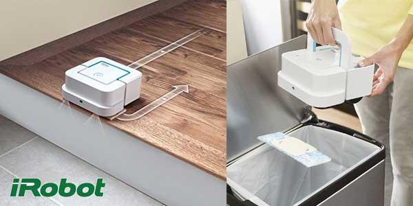 Robot mopa iRobot Braava jet 240 chollazo en Amazon España