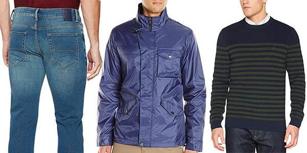 ropa casual para hombre de marca de calidad Nautica con grandes descuentos
