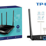 Router TP-Link Archer AC1200 de doble banda y 3 antenas barato