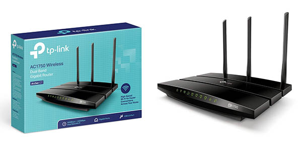 Router inalámbrico TP-Link Archer C7 en Amazon
