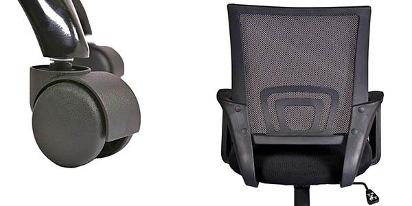 silla de oficina giratoria relación calidad-precio genial