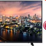 Smart TV LG 43UJ620V UHD 4K HDR
