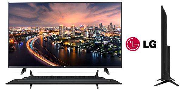 Smart TV LG 49UJ620V UHD 4K al mejor precio