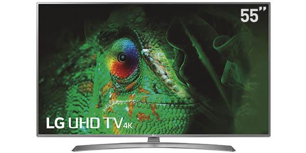 Smart TV LG 55UJ750V Premium UHD 4K y HDR