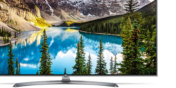 Smart TV LG 55UJ750V Premium UHD 4K HDR barato