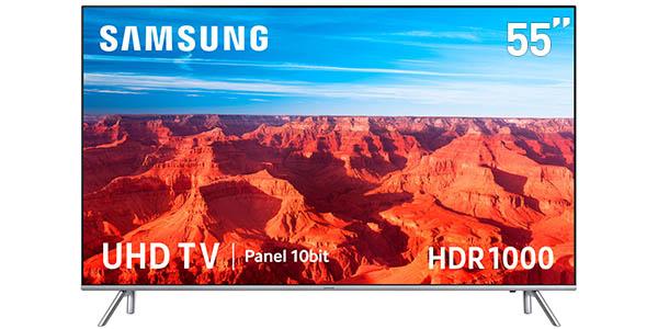 "Smart TV Samsung UE55MU7005 UHD 4K HDR de 55"""