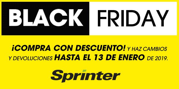 Sprinter Black Friday