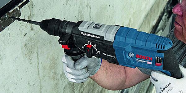 Martillo perforador Bosch GBH 2-28 F Professional barato