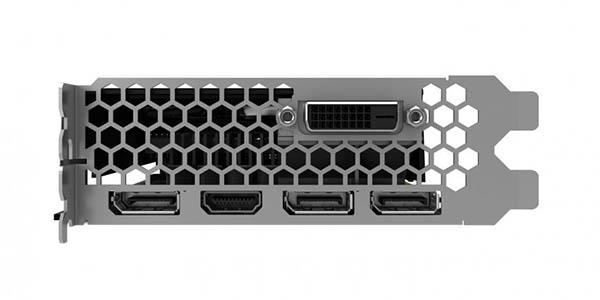 Tarjeta gráfica Palit NVIDIA GeForce GTX 1060 6GB GDDR5 barata