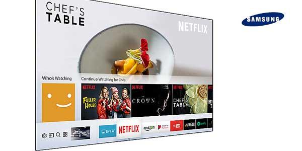 """Smart TV Samsung UE58MU6125 UHD 4K de 58"""" chollo en eBay España"""