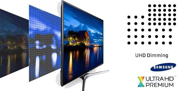 chollo black smart tv samsung ue55mu6405 uhd 4k hdr de 55 por 768 98 con env o gratis en el. Black Bedroom Furniture Sets. Home Design Ideas