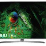 "Smart TV LG 55UJ670V UHD 4K HDR de 55"" chollo en Amazon"