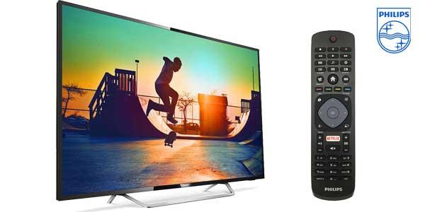 """Smart TV Philips 65PUS6162 UHD 4K de 65"""" chollo en eBay España"""