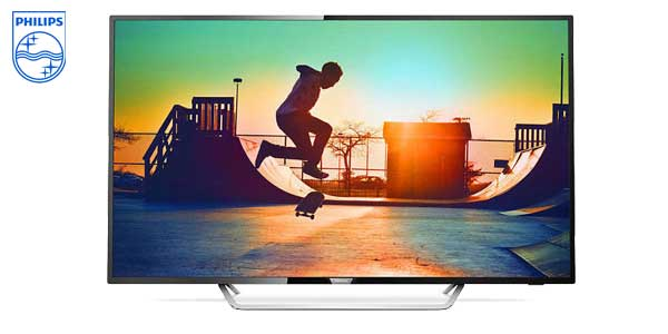 "Smart TV Philips 65PUS6162 UHD 4K de 65"" barato en eBay España"