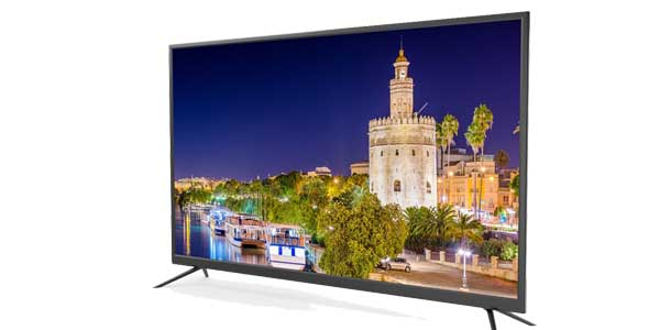 "Televisor LED TD Systems K55DLM7U UHD 4K de 55"" chollazo en Amazon"