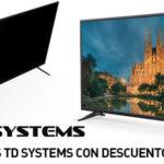 Televisores TD Systems LED Full HD baratos